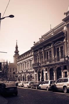 Downtown, Belgrade, Serbia