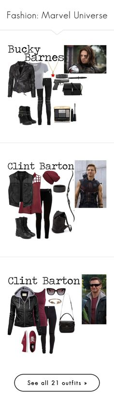"""""""Fashion: Marvel Universe"""" by morgan-graves ❤ liked on Polyvore featuring superheroes, marvel, collection, Yves Saint Laurent, Cath Kidston, Miss Selfridge, Maze, Mint Velvet, Arabel Lebrusan and Gucci"""