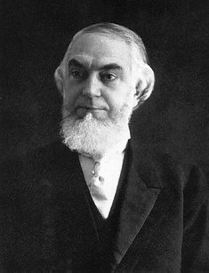 Charles Taze Russell (1852–1916) -Jehovah's Witnesses (look for him on your invitations for the memorial)