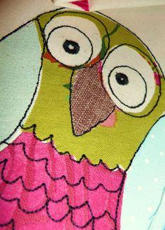 Sneak peak of Archibald Owls.