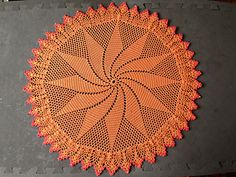 33 Free Pineapple Crochet Doily Patterns You Would Love All of us love crochet doilies and more so if they are pineapple crochet doily patterns and that too free, have a look here and start one today Cotton Crochet Patterns, Free Crochet Doily Patterns, Crochet Squares, Crochet Motif, Crochet Ideas, Crochet Stitches, Crochet Projects, Knitting Patterns, Doilies Crafts