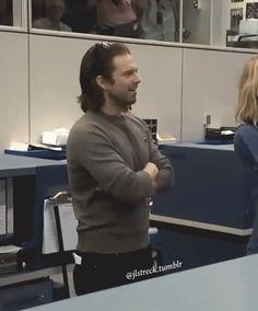 Sebastian, Chris, & Marvel.