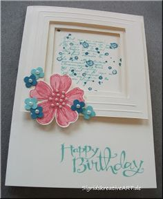 Sigrids kreative ART New colors from Stampin up 2013/2014