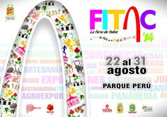Del 22 al 31 de agosto la Feria Internacional de Tacna