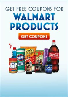 Get money back when you use coupons at walmart heres the secret get coupons for walmart products fandeluxe Choice Image