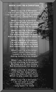 Poem on Foggy Wooded Backdrop Don't Speak, Social Media Site, Holy Spirit, Christianity, Poems, Mary, Bible, Author, Study