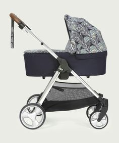 In love with my pushchair I will fill it one day
