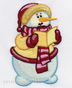 Free Embroidery Designs, Cute Embroidery Designs $2.97 cuteembroidery.com