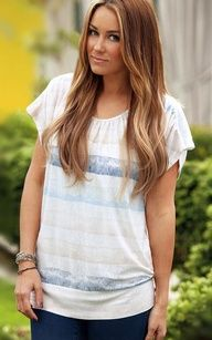 Lauren Conrad....hair color