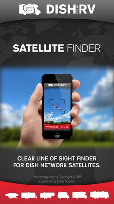 Satellite Home Dish Ladder Mount | New RV | Tv services, Television