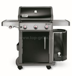 Weber Spirit Premium GBS Gasbarbecue Grilloppervlak: 60 x 45 cm Barbecue Weber, Bbq, Weber Spirit, Best Gas Grills, Shops, Crate And Barrel, Rooster, Outdoor Decor, Home Decor