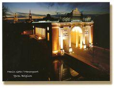 Menin Gate - Ypres