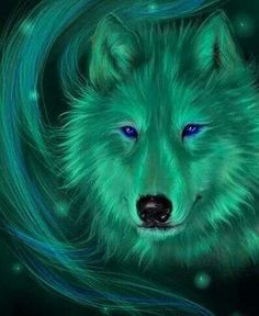 30 New Ideas Tattoo Wolf Awesome Wolves Art Wolf Images, Wolf Photos, Wolf Pictures, Beautiful Wolves, Animals Beautiful, Colorful Animals, Cute Animals, Wolf Husky, Wolf Artwork