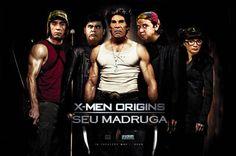 X-MEN Origins - Chavo del ocho by GilbertoMendes.deviantart.com on @deviantART