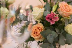 Wedding Oppieplaas Malan close up image of tableflowers