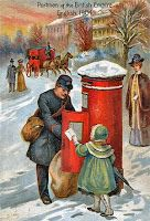 Postman of the British Empire 1904