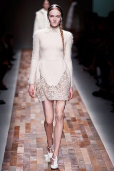 Valentino Fall 2013 RTW Collection - Fashion on TheCut