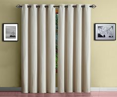 Warm Home Designs 1 Panel of Extra-Thick Premium Light Charcoal Insulated Thermal Blackout Curtains Insulated Curtains, Thermal Curtains, Kids Curtains, Cool Curtains, Have A Good Sleep, Blackout Curtains, Modern House Design, House Warming, Room