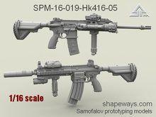 1/18 SPM-18-018-Hk416-03 HK 416 Variant III | Block 2/ dream gun