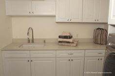 Another room that needs re-done...Laundry room