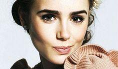 Beauty! I have to master those Bambi eyes :-)