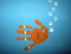 another fish handprint