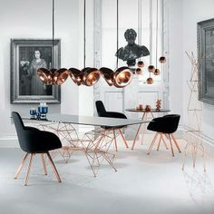 """@Tom Dixon """"The Club"""" Collection debuting at @iSaloni @Marie Claire Maison Italia @Elle Decor #milandesignweek #mdw14"""