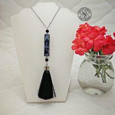 rozsdamentes acél ékszer Tassel Necklace, Pendant Necklace, Jewelry, Jewellery Making, Jewerly, Jewelery, Jewels, Jewlery, Fine Jewelry