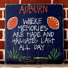 College Tailgating Signs   Simply Southern Signs   Bourbon & Boots