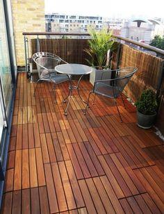 Interlocking Outdoor Flooring Over Concrete | Outdoor Deck ...