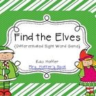 "$Print desired Sight Word Lists. Place the sight words in the pocket chart. Place the special pieces behind 2 sight words. Students have to ""loo..."