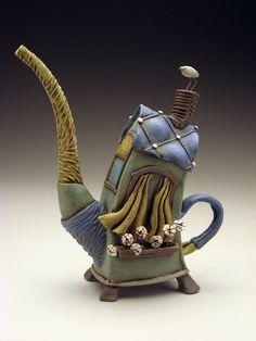 Natalya Sots, ceramics artist originally from Pavlodar, Kazakhstan ...