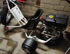 Drift Trike Motorized, Stationary, Gym Equipment, Bike, Bicycle, Bicycles, Workout Equipment