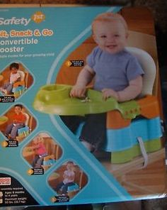 Safety-1st-Feeding-Convertible-Booster-Seat-B0047-Bax-Multi-Color-Sit-Snack-Go