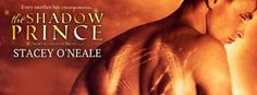 Here's a Facebook cover I did for Stacey O'Neale's The Shadow Prince (Can you tell I'm running out of teasers and digital swag I'm allowed to share?) Haha.