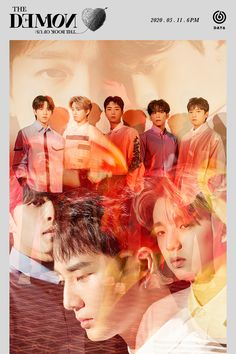 <The Book of Us : The Demon> Group Teaser Image Young K, Woo Young, Fandom, Korean Boy, Korean Bands, Album Songs, Musical, Photo Cards, Teaser
