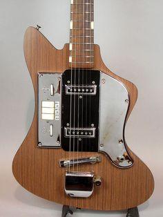 Electric guitar TEISCO (Tesco) SD - 2 L 1962 - 64