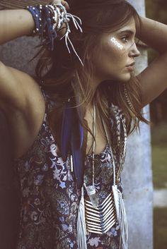 hippie/bohemian/boho by Natalie Larin Hippie Style, Hippie Boho, Look Hippie Chic, Boho Chic, Moda Hippie, Hippy Chic, Hippie Man, Look Boho, Gypsy Style