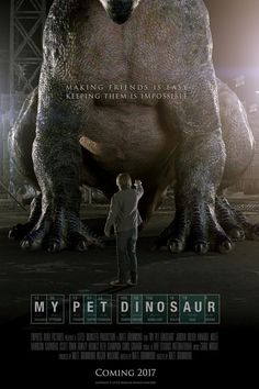 My Pet Dinosaur Full Movie Online 2017