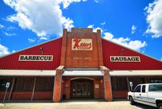 Kreuz Market in Lockhart, Texas