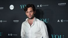 Penn Badgley calls out 'You' fans who are attracted to his disturbing character - News Vire Penn Badgley, Fine Men, Gorgeous Men, Attraction, Netflix, Entertaining, Fans, Paper Cups, Character