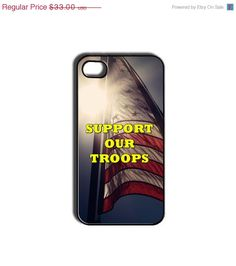 ON SALE iPhone Case Patriotic iPhone 4 case by HConwayPhotography, $29.90