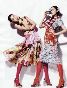 Vogue Korea Anniversary Supplement March 2013