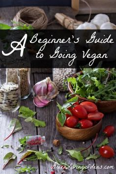 How to Be Vegan: The Eating Vegan Edition