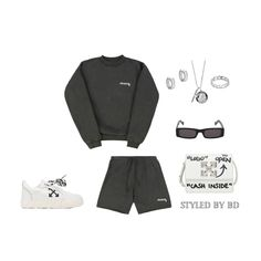 Baddie Outfits Casual, Casual Dress Outfits, Simple Outfits, Chill Outfits, Stage Outfits, Black Girl Fashion, Tomboy Fashion, Look Fashion, Fashion Outfits