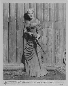 Only the Valiant - 1951 - Barbara Payton