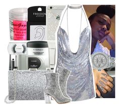 """""""💎Birthday contest💎"""" by geazybxtch24 ❤ liked on Polyvore featuring Topshop, ban.do, Sondra Roberts and Rolex"""