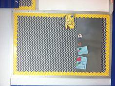 Yellow Classroom Decor : Yellow & grey fabric strip garland by rachelpartydecor on etsy