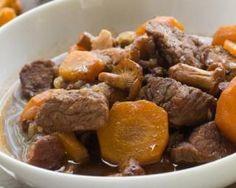 Boeuf carotte allégé : http://www.fourchette-et-bikini.fr/recettes/recettes-minceur/boeuf-carotte-allege.html