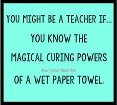 Find more teacher humor and observations that might make you laugh on The Teacher Next Door's Teacher Humor Pinterest Board. #daycarehumor